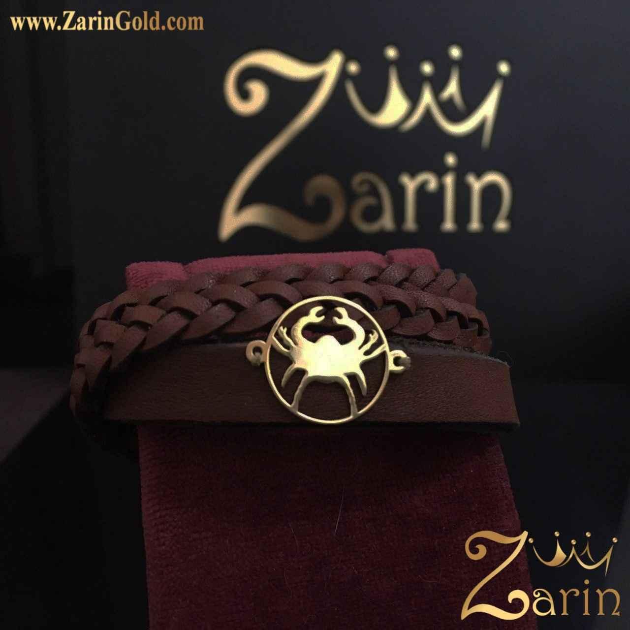 دستبند نماد ماه تولد