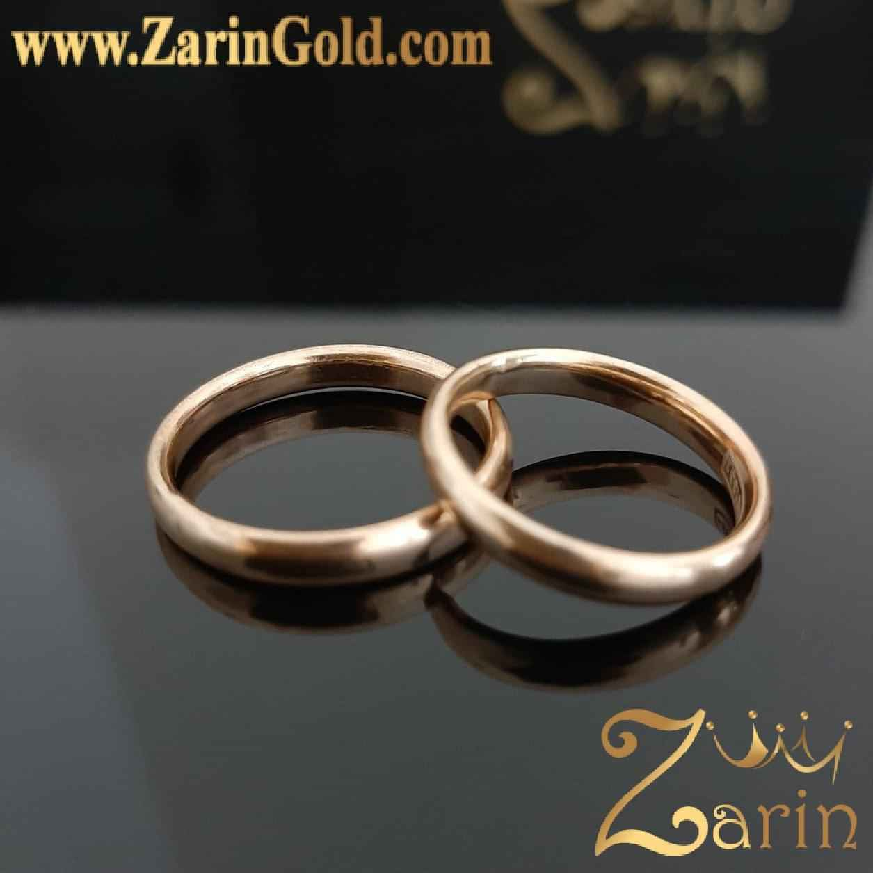 حلقه ازدواج و نامزدی ظریف