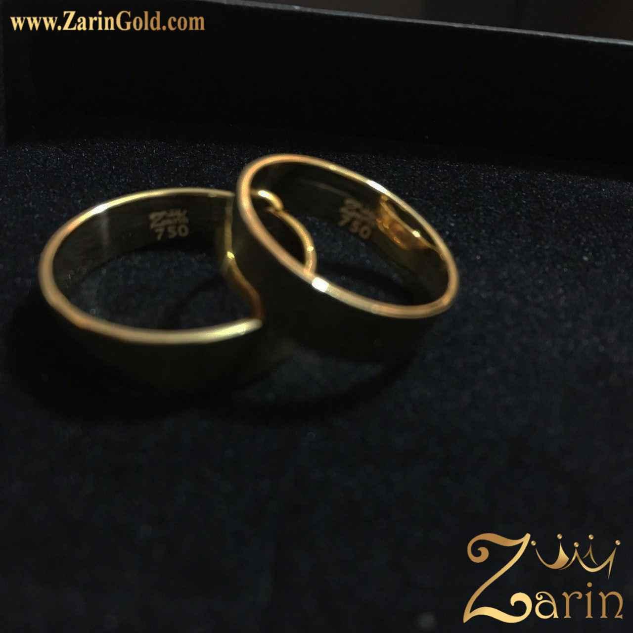 حلقه نامزدی و ازدواج