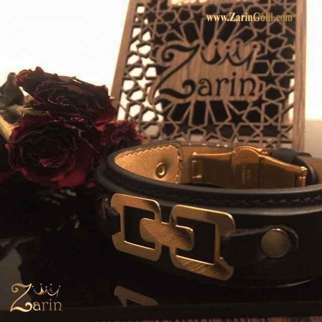 دستبند طلا نماد
