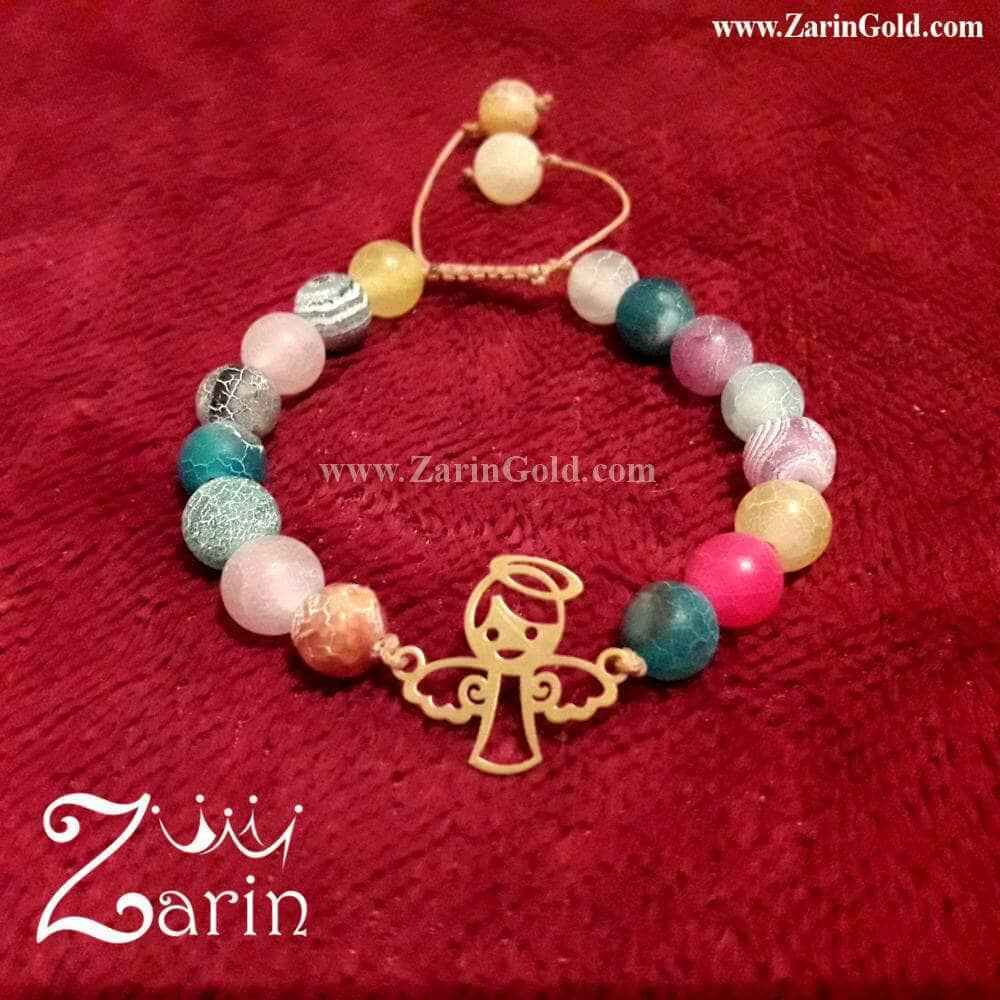 دستبند طلای گلدن انجل