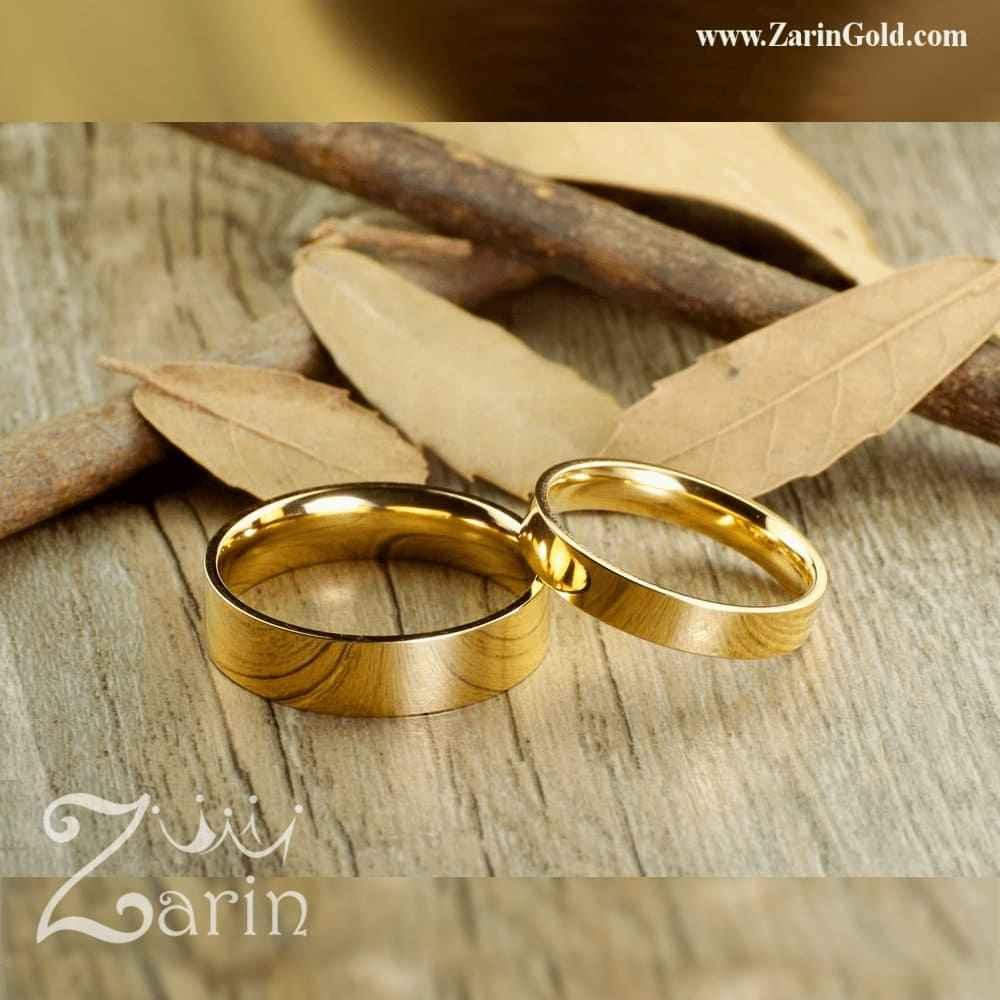 حلقه ازدواج و نامزدی تخت (تک)