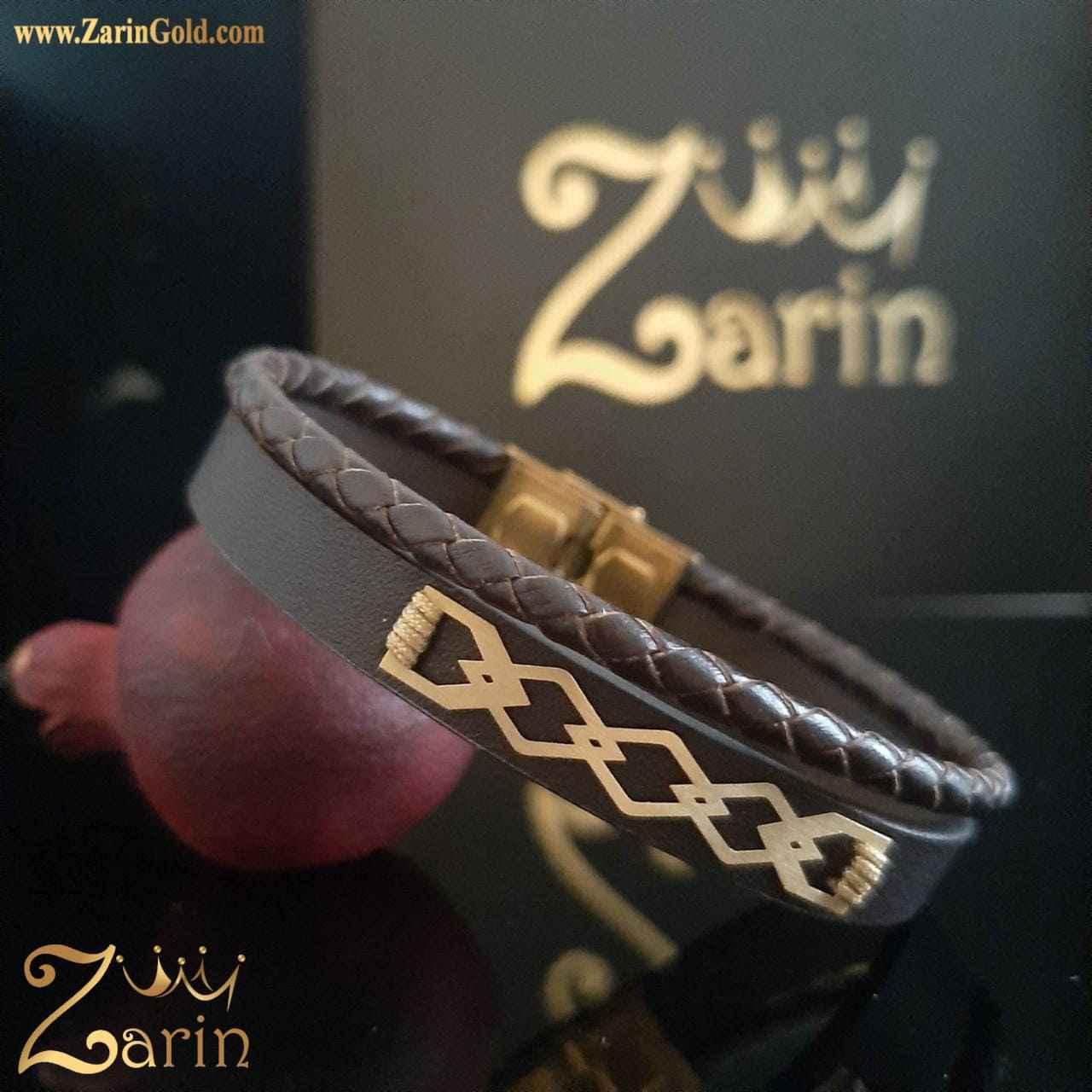 دستبند طرح حلقه ها